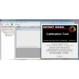 Detroit Diesel Calibration Tool 4.5c1 + Calibrations + Metafiles